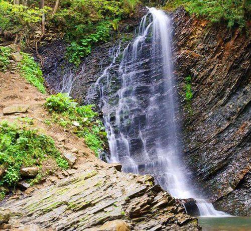 waterfalls-and-lakes
